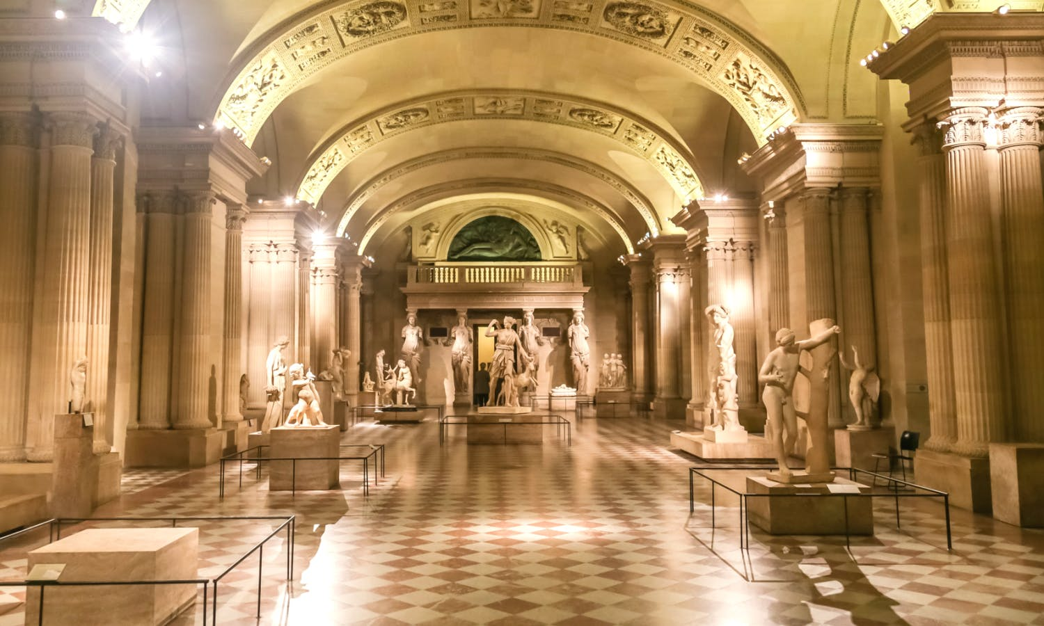 Louvre museum tickets and guided tours in paris musement - Les salons du louvre ...