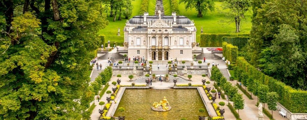 Schloss Linderhof Wurde Vom Bayerischen Konig Ludwig Ii Im Stil Von Versailles Erbaut Werfen Sie Einen Blick In Das Haus Und Das Leben Des Marchenkonigs Musement