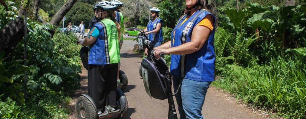 Tour en Segway por el Golden Gate Park