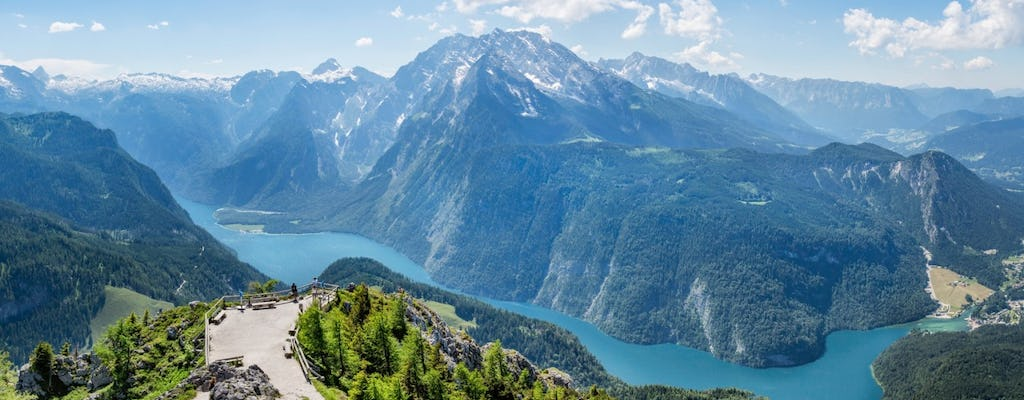 Summits of Berchtesgaden – Eagles Nest Tour from Munich