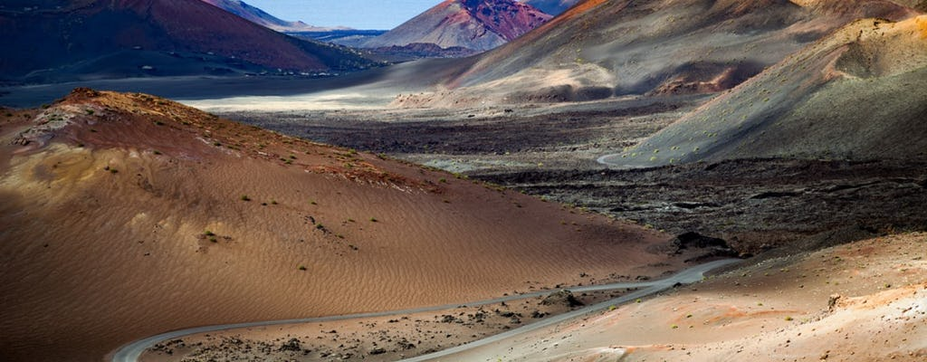 Timanfaya National Park express coach and entrance tickets