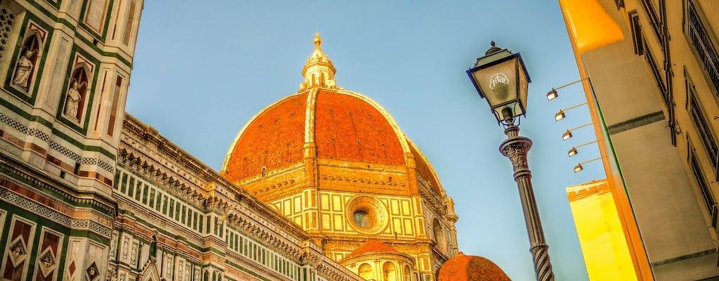 Recorrido guiado a pie por el centro histórico de Florencia