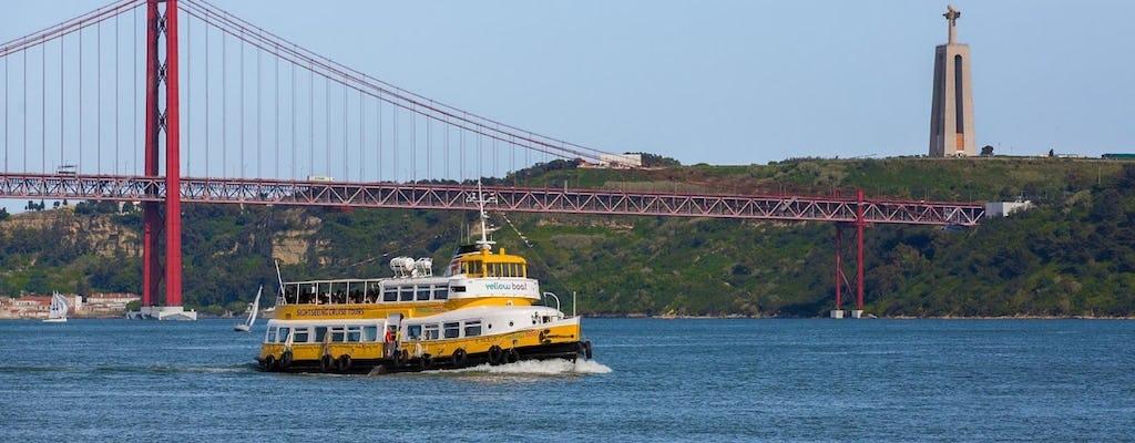 Giro del fiume Yellow Boat