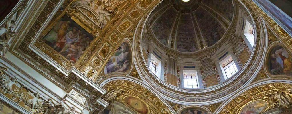 St John na Lateranie i St Mary Major: zwiedzanie bazyliki i katakumb