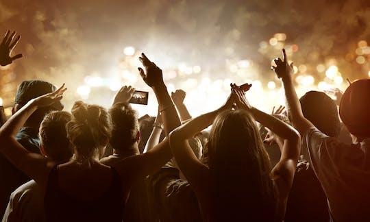 Bruno Mars live in Las Vegas - 3 September 2017