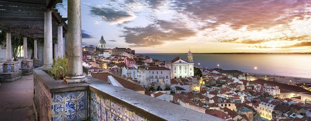 Shore excursion: Lisbon, the historic center and Belém