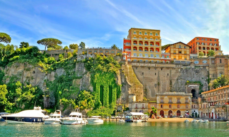 Amalfi Coast experience with Positano, Amalfi and Ravello from Sorrento