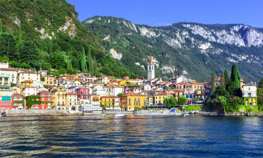 Lake Como day trip with Bellagio cruise