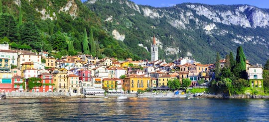 Lake Como day trip with Bellagio cruise from Milan