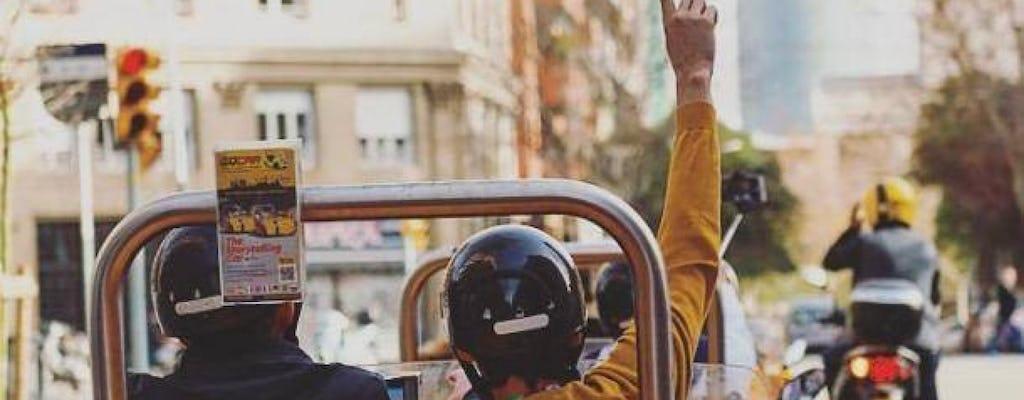 Doświadczenie GoCar Barcelona