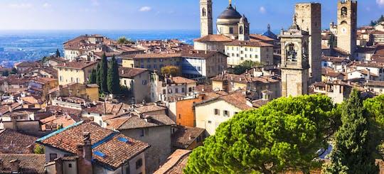 Bergamo half-day trip from Milan