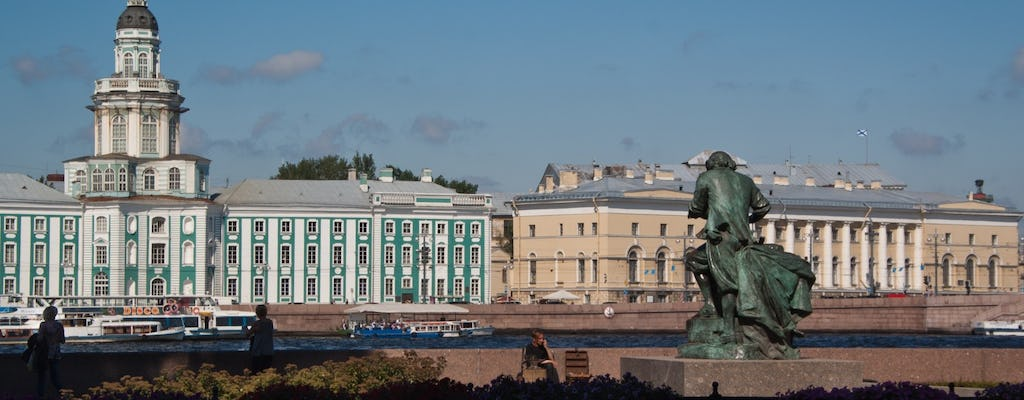 St Petersburg customized day tour with chauffeur