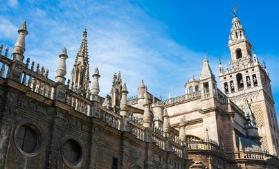 Tickets, museos, atracciones,Entradas a atracciones principales,Catedral y Giralda