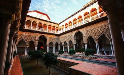 Tickets, museos, atracciones,Entradas a atracciones principales,Real Alcázar