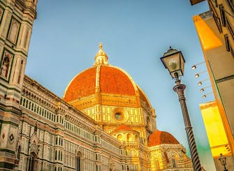 Florence day trip by train with optional Uffizi Gallery tickets