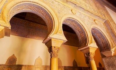 Ver la ciudad,Tickets, museos, atracciones,Tours históricos y culturales,Entradas a atracciones principales,Catedral y Giralda,Real Alcázar