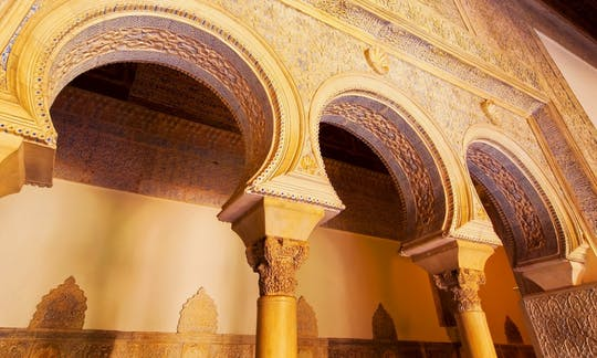 Alcázar and Cathedral of Seville skip-the-lines tickets and guided visit