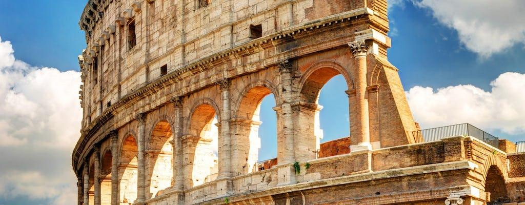 Excursion d'une journée en train à Rome avec des billets optionnels pour les Musées du Vatican et la chapelle Sixtine