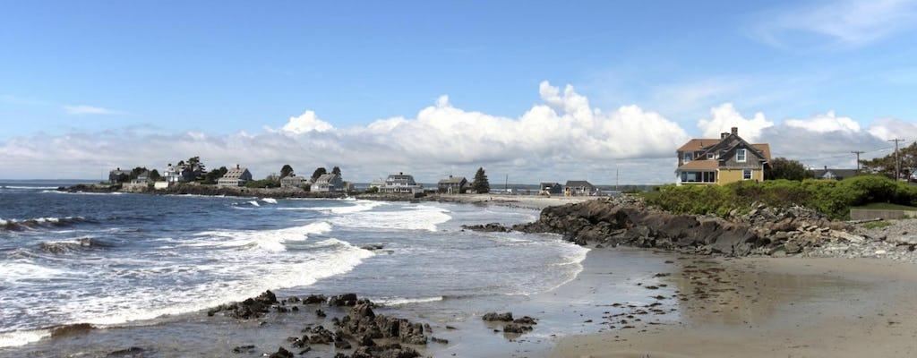 New England seacoast excursion from Boston