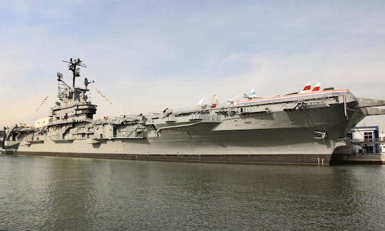 Billets pour l'Intrepid Sea, Air and Space Museum