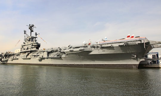 Intrepid Sea, Air and Space Museum tickets