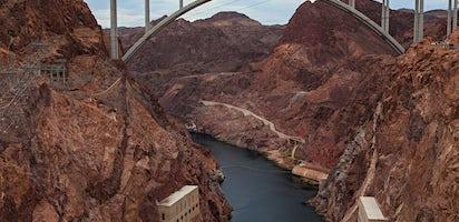 Hoover Dam Express Tour de meio dia de Las Vegas