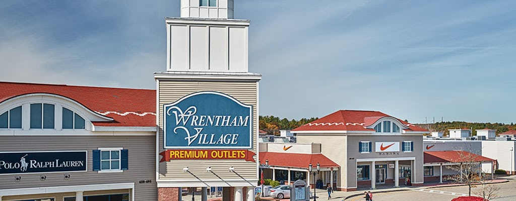Trip to Wrentham Village Premium Outlets from Boston