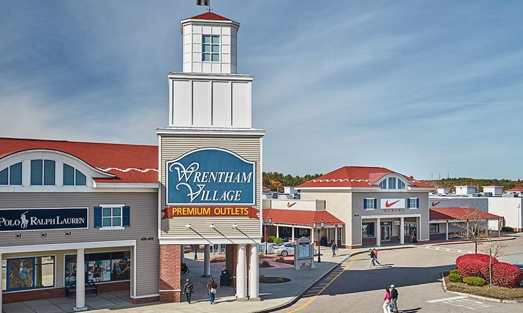 Deals & Offers at Wrentham Village Premium Outlets® A