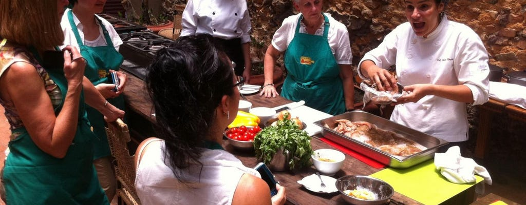 Rio cooking class experience