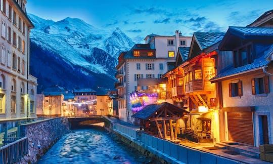 Chamonix Mont Blanc day trip from Geneva