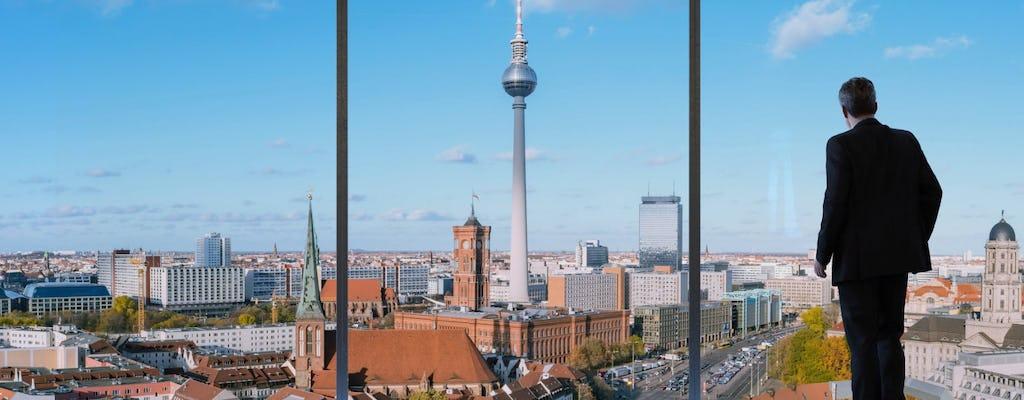 Torre de TV de Berlim bilhetes pula a fila para o andar panorâmico com Bar 203