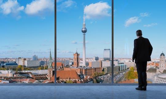 Torre TV di Berlino: biglietto prioritario, panorama e Bar 203
