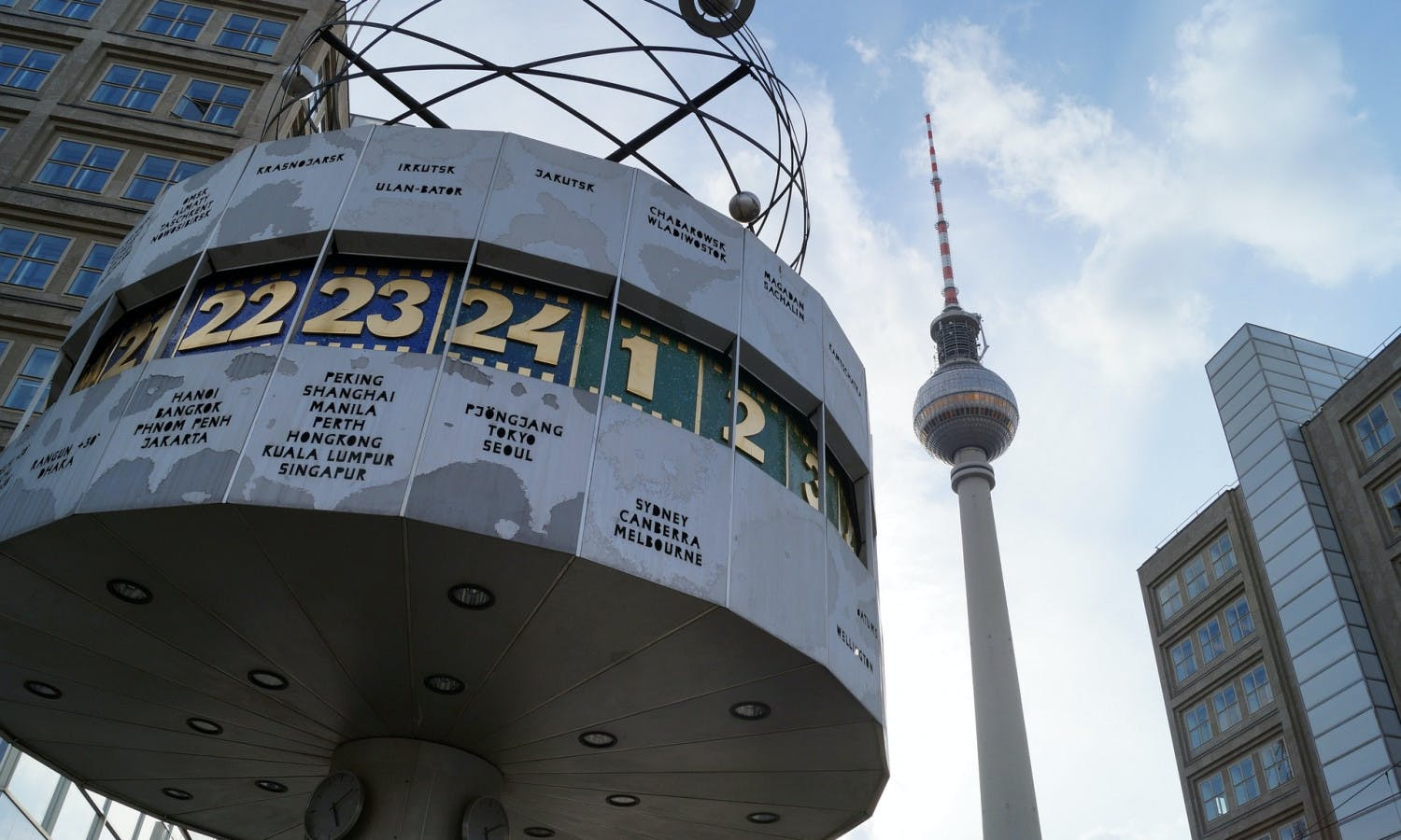 Berlin Tv Tower Skip The Line Tickets With Inner Circle Restaurant