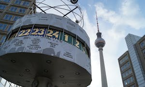 Berlin TV Tower: Skip-the-line With Inner Circle Restaurant Ticket