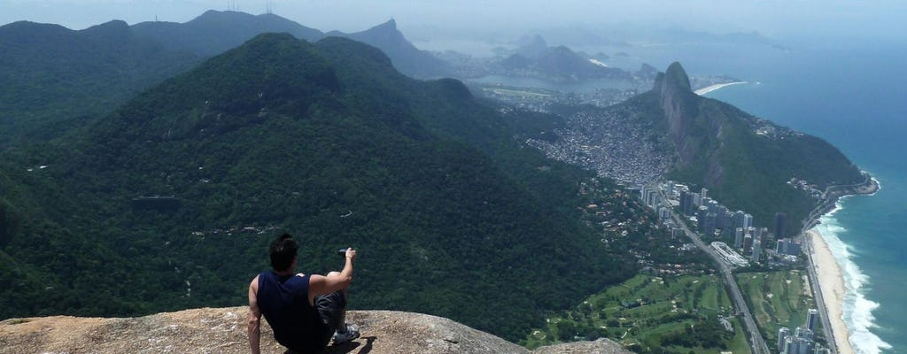 Gavea Rock hiking tour