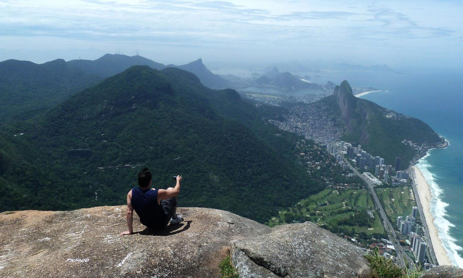 Hiking tour - Gavea Rock