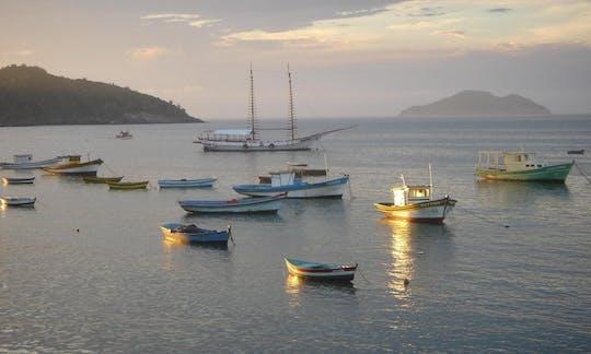 Buzios day city tour and cruise from Rio de Janeiro