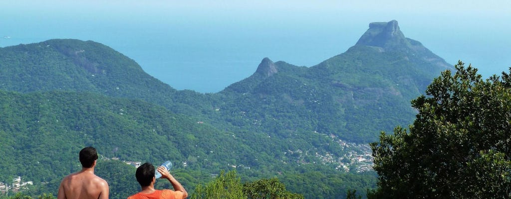 Caminhada no Pico da Tijuca