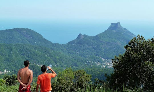 Pico da Tijuca hiking tour
