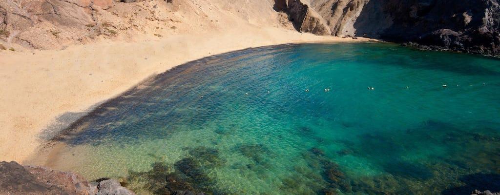 Catamaran cruise to three islands in Fuerteventura