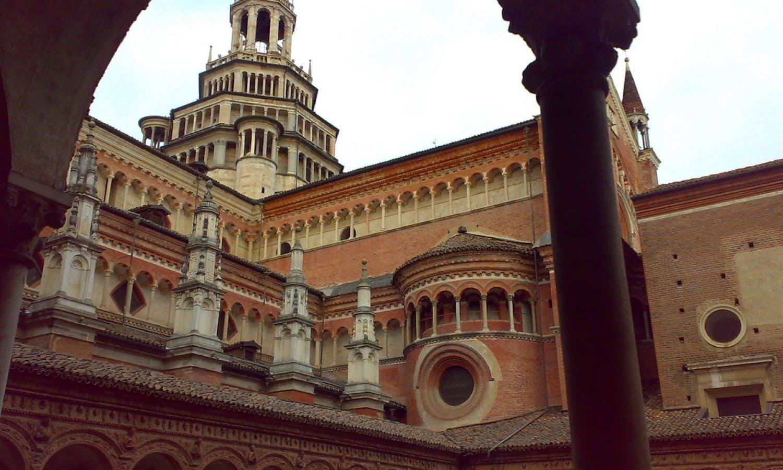 A unique monastery in Italy: tour of the Certosa di Pavia