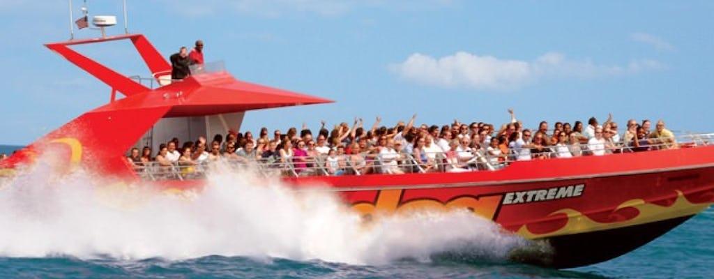 Chicago's Seadog lakefront speedboat tour
