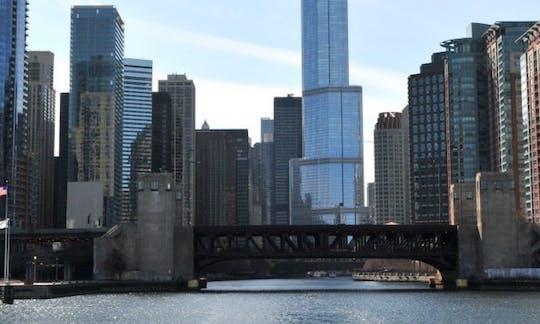 Crociera in motoscafo Chicago's River and Lake Architecture
