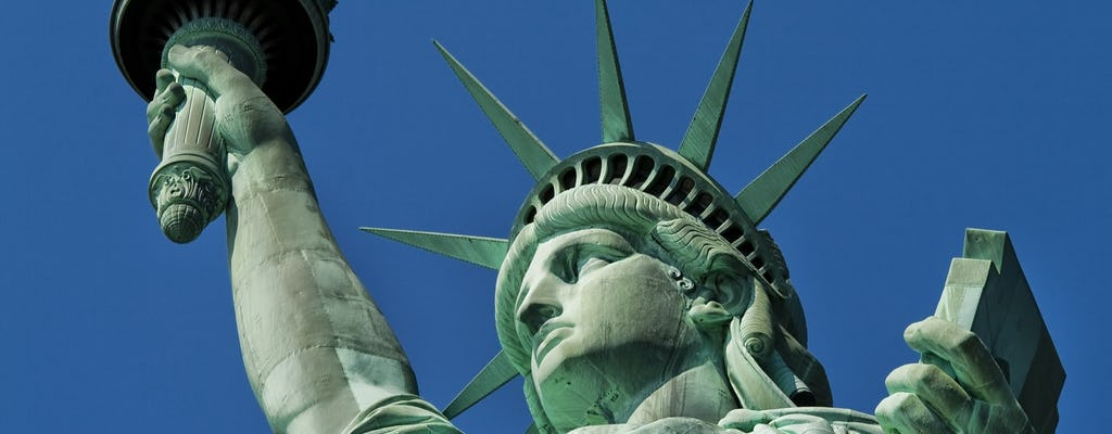 Visita a la Estatua de la Libertad y a la isla Ellis