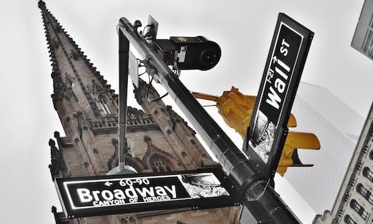 Tour di downtown Manhattan e del Memoriale dell'11 settembre con accesso alla Statua della Libertà