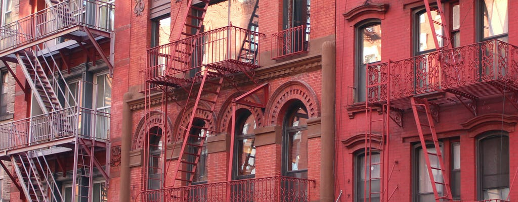 Visita a pie de Greenwich Village