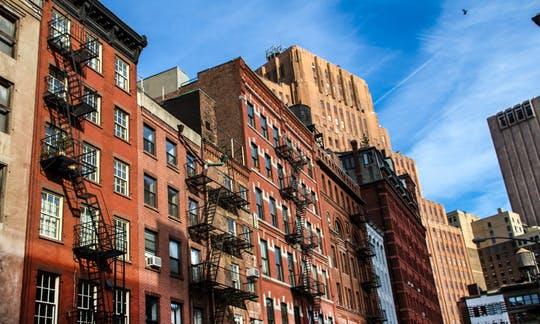 Meatpacking District, Chelsea Market and the Highline walking tour