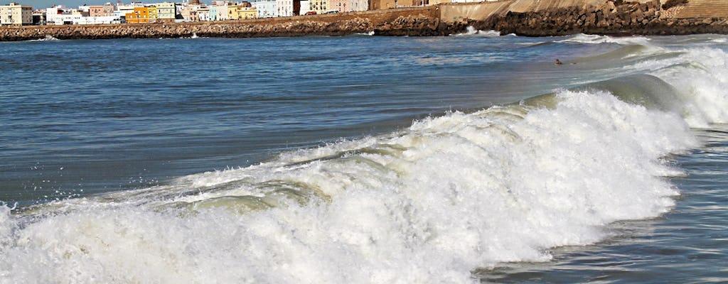 Viagem de um dia de Sevilha a Cádiz em pequenos grupos