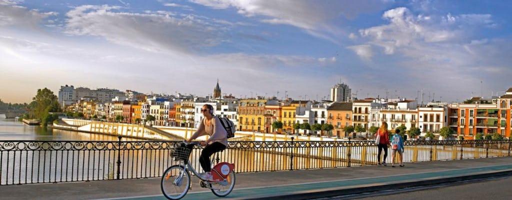 Tour à vélo à Séville