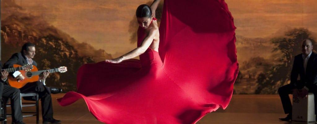 Тур фламенко в Севилье с шоу